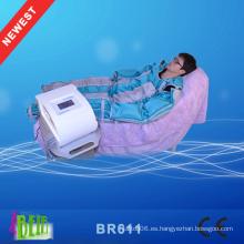 2016 Terapia de infrarrojos lejano de la presión portable con el traje de adelgazamiento de Pressotherapy