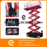 Hydraulic scissor lift elevator lifting machine
