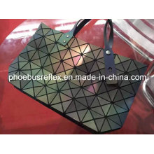 Reflective Multi Color Hand Bag
