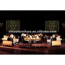 Sofá de madera antiguo A80890