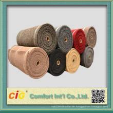 Polyester Material Teppich Matte von Rolls