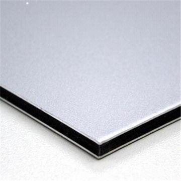 Panneau composite en aluminium de revêtement de PVDF