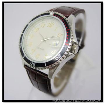 Hanglee-1536 Fashion Stainless Steel Swiss Movement Watch