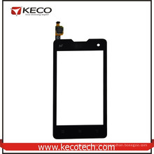"4.0"" Mobile Phone Highly tft Capacitive Touchscreen Glass Digitizer Replacement For Lenovo A396 Black"