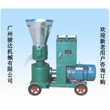 Feed particle machine