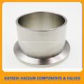 KF 316 Stainless Steel Half Nipple short KF-16