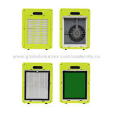 Air purifiers with monitoring/filter replacement remind/negative ions/remote control functions