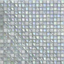 Mosaico cuadrado de mármol blanco cuadrado de 8mm