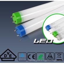 VDE ERP certificação VDE arquivo NO.40042984 alta lumen levou tubo T8 140lm / w 5ft 24 w / 28 W / 30 W T8 levou luz tubo