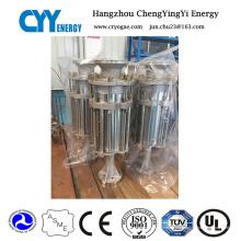 Lox Lin Lar LNG Wasser Nicht verstopfen Unterwasser Tauchpumpe