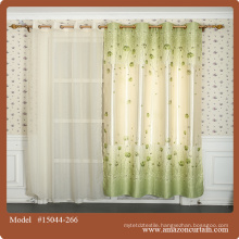 European style short decorative curtain for sheer curtains & Blackout Curtain