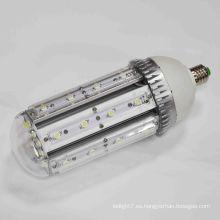 Aluminio e40 llevó luz de maíz e40 llevó la lámpara de calle 30W-33W