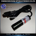 635nm 10mw Red cross line diode laser Module