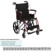 Light Aluminum Wheelchair