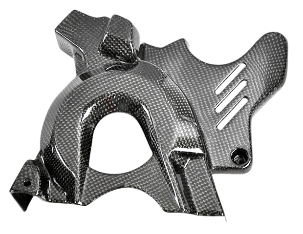 carbon fiber Sprocket Cover