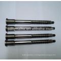 304 stainless steel long stem ball valve