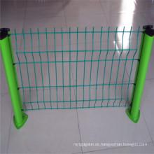 Anping Welded Mesh Fence / PVC beschichtet Zaun