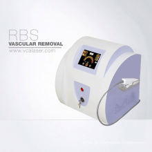 Máquina facial da beleza da terapia vascular de alta freqüência de VCA