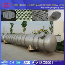 Waste Water Distill Column Tower Distillation Equipment Plant for Sale Made in China