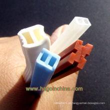 Anel de vedação de borracha de silicone com qualidade personalizada de alimentos OEM