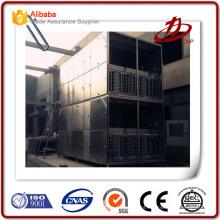 Precipitador eletrostático industrial para o sistema de emissão industrial