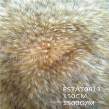 Long Pile Faux Raccoon Fur Es7at0613