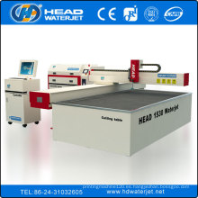 Máquina de corte de chorro de agua para la venta máquina de corte de chorro de agua