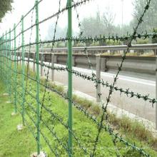 PVC cerco de barro Wrie cercado precios