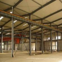 Atelier de structure en acier pour personnalisé (SS-58)