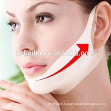 v shape face mask lifting up and firming chin