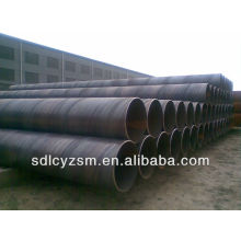 dual saw/double submerged arc welding welded pipe
