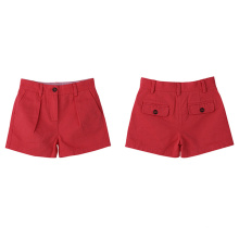 100% хлопок летом с коротким брюки для девочек