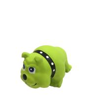 Jouet en plastique pour chien