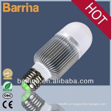 2013 nuevos productos 3W LED bombillas de aluminio