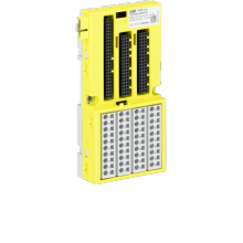 TU582-S Spring Terminal Unit for Safety I/O Modules