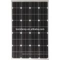 Luz de calle solar de 9 metros 80w con la luz de calle llevada solar del polo