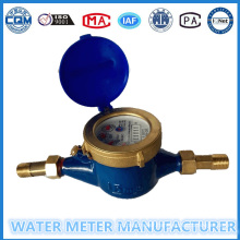 Water Meter of Multi-Jet Dry Dial Type (LXSG-15E-40E)