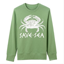 Mens Comfortable Casual Printing Sweatshirt