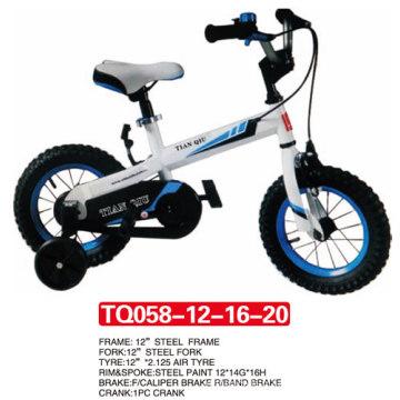 12 pouces nouvelle arrivée de style unique vélo pour enfants