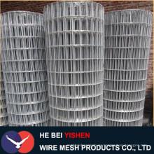 El mejor precio competitivo galvanizó el acoplamiento de alambre soldado (fábrica de Anping)