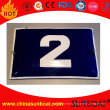 Enamel Sign Board House Number/Enamel Door Plate