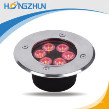 park decorative lighting 6w RGB led underground light