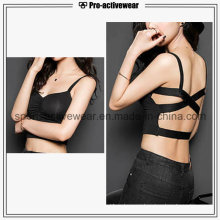 OEM Wholesale Custom New Design with Sexy Back Women Tank Tops