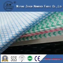 Shandong Wholesales Spunlace non-tissé pour le nettoyage de cuisine