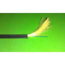 Câble de goutte fibre optique (type rond) -2f