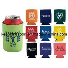 Insulated Fashionable Custom Neoprene Can Cooler, Neoprene Can Holder