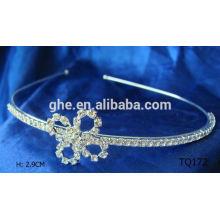 Новая корона принцессы венчания способа оптовой продажи способа для девушок