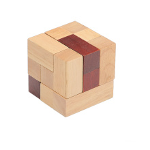 Wooden Magic Cube Game Wooden Toys (CB1107)