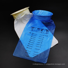 Медицинская одноразовая сумка для рвоты на самолете