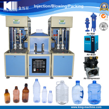 2017 New Design Semi-Automatic Bottle Blowing Machine in China